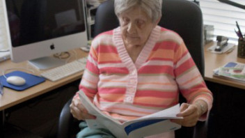 An Online Newsroom: The Annual Report Delivered Daily To Grandma Rosie