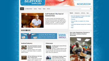 IABC Cites Louisiana Seafood News as Best Practice Media Site