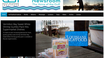 Newsroom Ink Launches New Sites For Gulf Seafood Institute